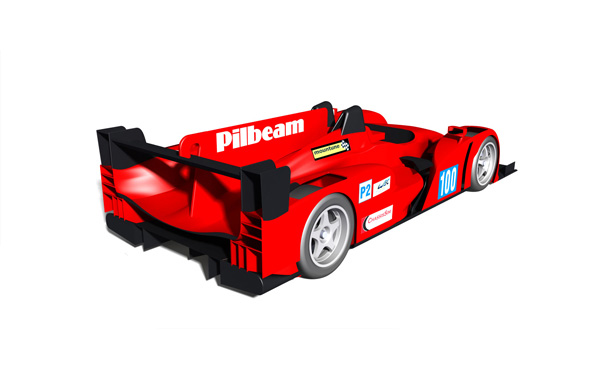 © Pilbeam Racing
